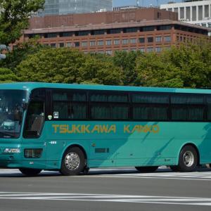 月川観光バス 水戸200か821