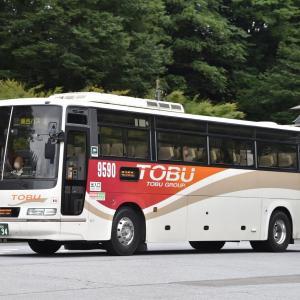 東武バス日光 宇都宮200か994