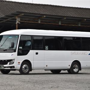 石塚観光自動車 水戸200あ586