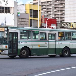 青森市営バス 青森22か1316