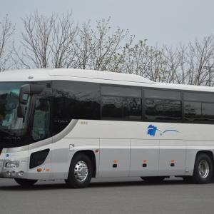 男鹿観光バス 宇都宮200か3