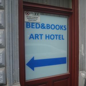 チェコ プラハのおすすめできる個室型ホステル BED&BOOKS ART HOTEL宿泊記【2019年旅行記14‐17】