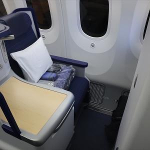 ANAビジネスクラス ANA879便 東京羽田→シドニー 搭乗記【2020年旅行記1-2】
