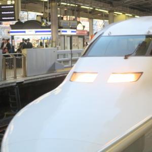 名古屋⇔大阪 近鉄最高級(ひのとり)と新幹線最安(ぷらっとこだま・こだまファミリー早得)を比較してみた
