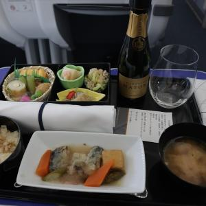 ANA469便・310便 羽田→那覇→中部 搭乗記 UA特典利用 78Mプレミアムクラスへアップグレードで国際線ビジネスクラスを体験【2021年旅行記7-3】