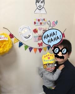 1歳の誕生日の催し物って!?