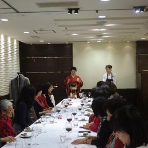 笹屋伊織の女将塾「愛される所作 ~白色の会~」、2018年1月11日(木曜日)開催