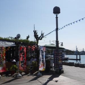 お店の魅力。 長崎港の恵み。 港の秋。
