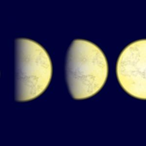 7/13(金)カニ座の新月。ダークムーンウォーターを作ります。