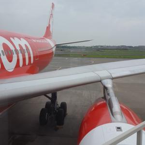 いってきます! Fly to Chiang-Mai via DMK