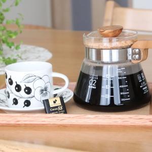 ハリオのコーヒーサーバー届きました♪