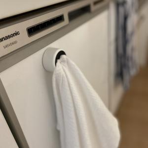 【キッチン】布巾用にプルリングを購入してみました♪