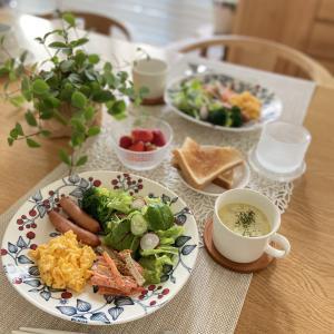 ルノ フロストベリーで朝ごはん♪ &お正月準備ポチレポ。