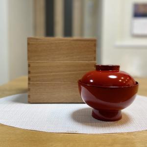 お正月のテーブルコーディネートを計画中♪ 今年は松屋漆器店のお重箱で!