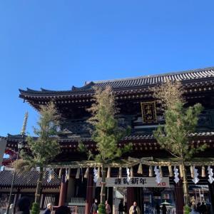 川崎大師平間寺初詣