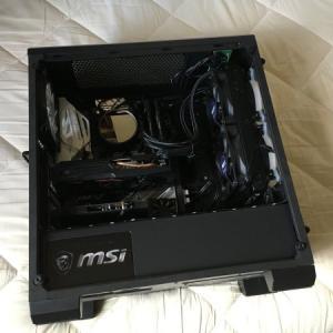 新PC組み立ての前にメイン機のケース交換