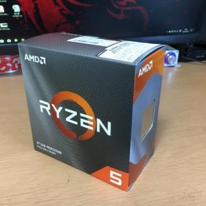 新PC用 新規購入パーツ開封 RYZEN 5 3600,B450 STEEL LEGEND,MA410M