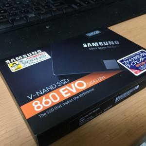 詳しく解説!新しいSSDを買ったなら!SUMSUNG 860EVO 500GB導入記