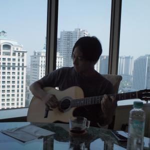 【かりんとうジャカルタツアー】Farabi Music Schoolでワークショップ