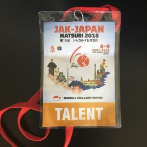 【かりんとうジャカルタツアー】JJM 1日目!