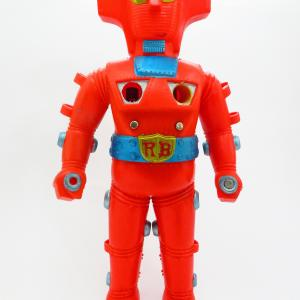 【新潟市/三条市/買取本舗ふくろう】 ブルマァク レッドバロン ソフビ おもちゃ ホビー 玩具