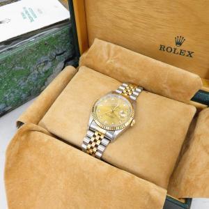 【新潟市/三条市/買取本舗ふくろう】 ROLEX ロレックス デイトジャスト ブランド 時計