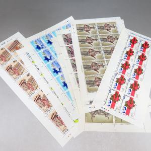 【新潟市/三条市/買取本舗ふくろう】 記念切手 普通切手 プレミア切手 中国切手 シート バラ