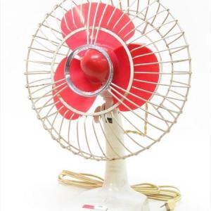 【新潟市/三条市/買取本舗ふくろう】 ナショナル 扇風機 卓上扇 20FC 昭和レトロ 古道具