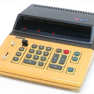 【新潟市/三条市/買取本舗ふくろう】 SHARP シャープ コンペット 電卓 昭和レトロ 古道具