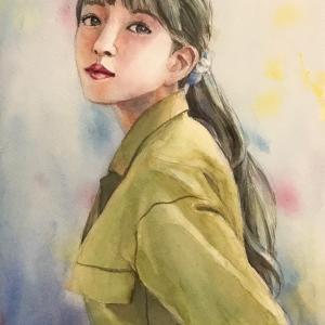 絵を描ける年齢