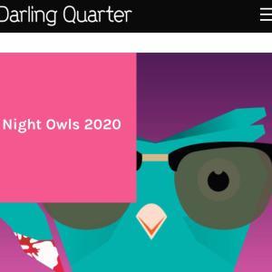 野外無料映画 Night Owl 2020