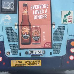 Ginger Beer 生