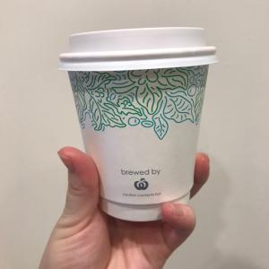 ウールワースの無料コーヒー