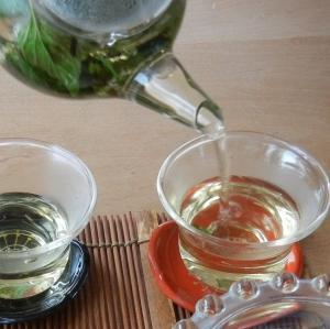■モジュサンの休日「夏のお茶点て」