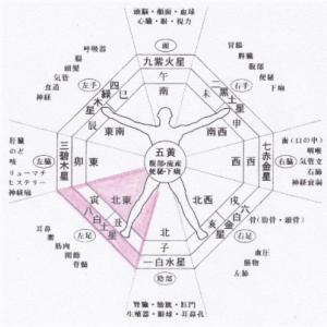 ■「丑寅月の健康運と変化傾向」