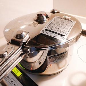 炊飯器断捨離?!圧力鍋でごはん炊いてます