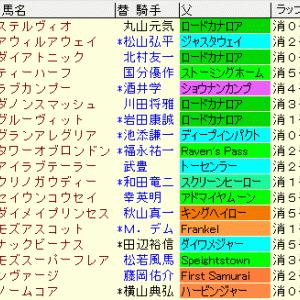 高松宮記念2020 予想と過去8年傾向データ、レース結果、配当