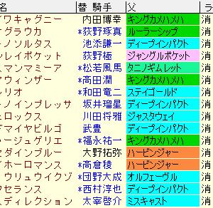 日経新春杯2021予想|過去10年成績表と前走データ傾向など