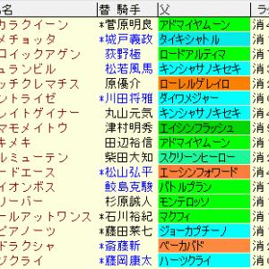 アイビスサマーダッシュ2021予想【枠順確定】モントライゼ3枠6番