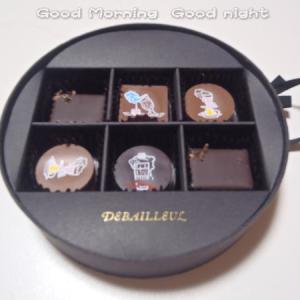チョコいろいろ