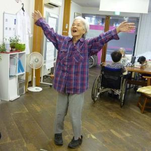 7月24日 無茶ぶり「 なんか歌って!!踊って!! 」(喜楽太郎のFacebookより)