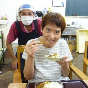 7月31日 喜楽のご飯 (喜楽太郎のFacebookより)