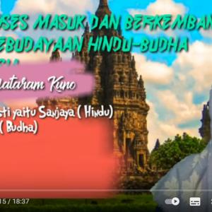 (2) Candi Borobudur (その2)ボロブドゥール寺院