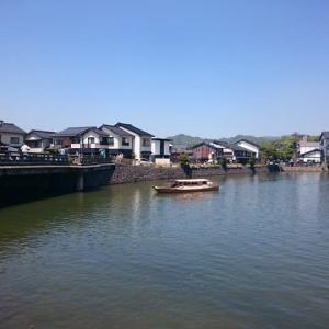松江まで580キロ走行。