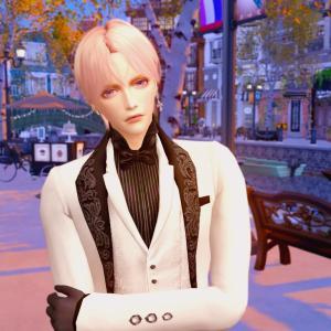 Sims4 執事(Butler)
