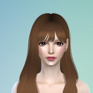 〔Sims4〕フェイス・プリセットの作り方