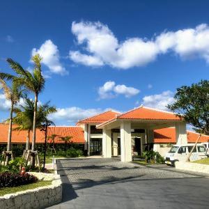 沖縄旅行1日目・・那覇経由で石垣へ。フサキリゾートホテルに泊まります