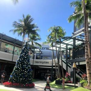 ハワイのHOLOカードを求めて、アラモアナ。結局、dポイントカードが増える結果に・・