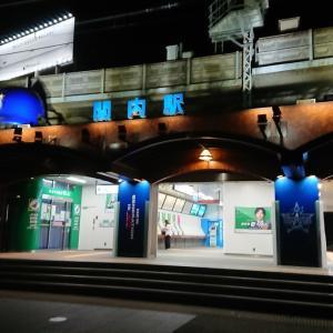 横浜を夜ラン