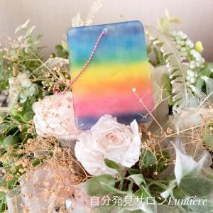 10月1日(火) Ichigo Drop出店♪〜虹のネームプレート作り他 WSします!